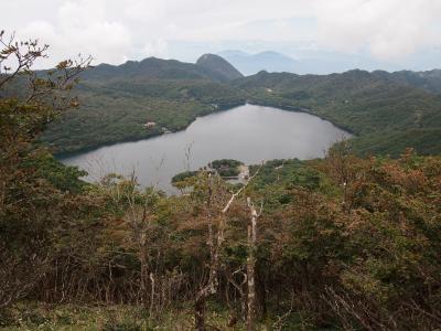 2021年9月 赤城山(駒ヶ岳・黒檜山)