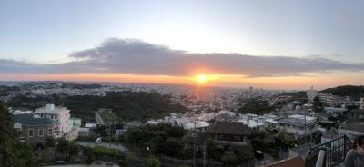 那覇市経由東京都庁行き
