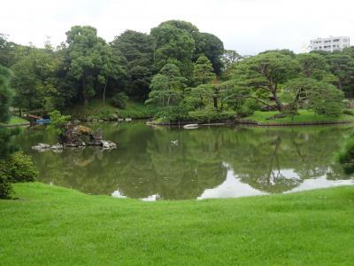 2021年9月東京(6)小石川後楽園 小石川植物園 白山神社 六義園 旧古河庭園と都心の真中で静かな時を過ごしました。