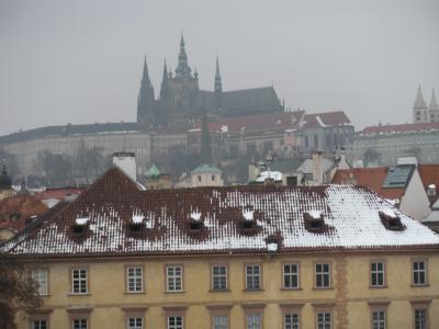 【チェコ旅行記】真冬のプラハ旅行2010