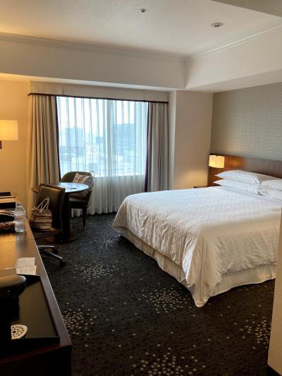 コロナだから近くのホテルで旅行気分~横浜ベイシェラトン・クラブフロア編