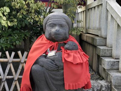 キャピトルホテル東急から日枝神社へ参拝