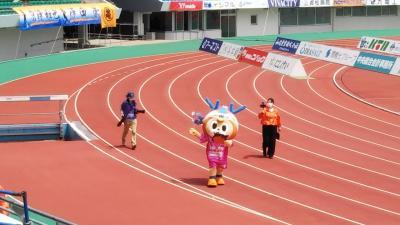21GW九州の旅長崎編トラスタでサッカー観戦