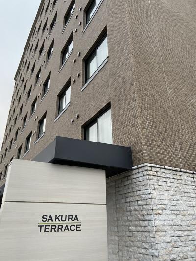 京都のホテルに泊まってみた7(SAKURA TERRACE)
