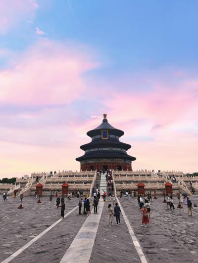 北京 一日游・夏天