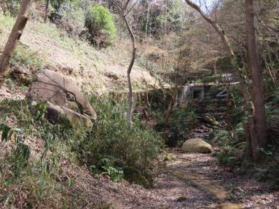 大阪 交野山 石仏の道(Stone Buddha Road, Kono-zan Mountain, Osaka, JP)