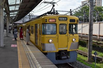 西武線撮影記 2021夏 滅多に乗らない新宿線&拝島線へ