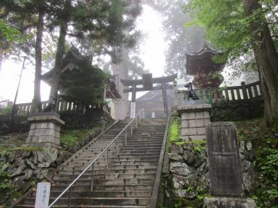 幻想と奇跡を感じた三峯神社参拝
