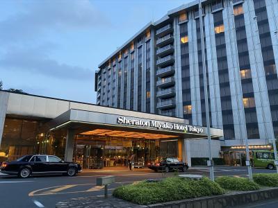 2020年夏 シェラトン都ホテル東京に泊まる