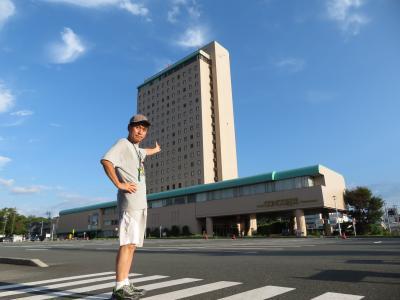 JTBのポイントを利用してホテルコンコルド浜松にお泊りと散策
