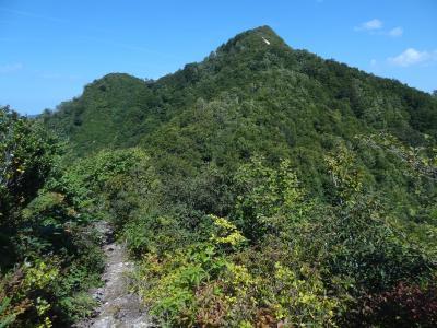 山と温泉旅② 越後湯沢・その2.月例登山報告/飯士山。