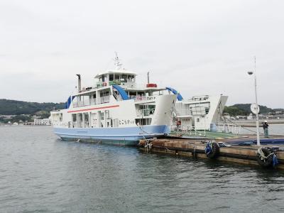 たまにはベタな御船印めぐりvol.14 「南海フェリー(徳島~和歌山)・前島フェリー(牛窓~前島)」