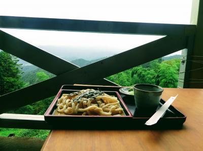 【青天を衝け】悲劇の幕臣、イケメン平九郎を追って平九郎茶屋にうどんを食べに行く