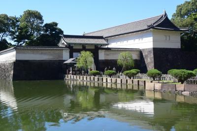 皇居東御苑を散策