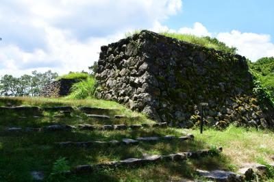 奈良県:多聞城、高取城(その2)