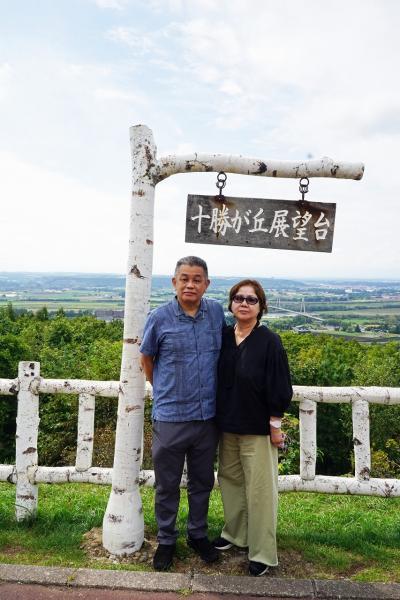 トラピックス 釧路で過ごす10日間(9)池田ワイン城と十勝が丘展望台から帯広のはげ天本店で豚丼を楽しみ、六花亭本店のカフェでくつろぐ。