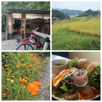 秋の田園風景とランチで、ちょっとホッコリ~*★* 「吹上げの森」「有馬富士公園」「長谷の棚田」