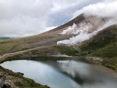 ひっそりと「どこかにマイル」で北海道 2日目旭岳から網走へ