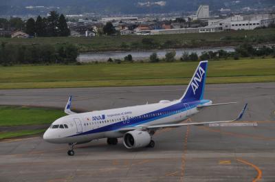 2021年9月日帰り首都圏鉄分補給の旅1(ANA316便で羽田空港へ)