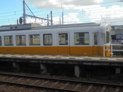 28年ぶりに訪れる香川県-1 琴電で元京急車両に乗る