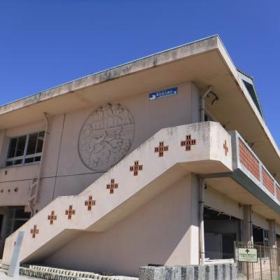 宮城県・震災遺構中浜小学校の奇跡と、福島県霊山でアイスクリーム