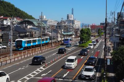 【列島巡業015】ぶらりと静岡 [ 半日 ]