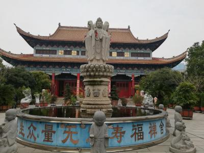 湖南省長沙市で千年古刹開福寺と湖南料理など