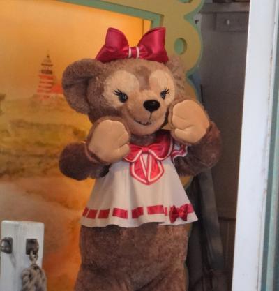 2021ディズニーハロウィーン★20周年東京ディズニーシーの新キャラ!ハワイのカメのオル・メルに会いに行く♪ダッフィー&シェリーメイのグッズ