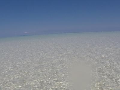 2021年9月 フェリーフリーきっぷで奄美群島 その4 与論島 百合ケ浜