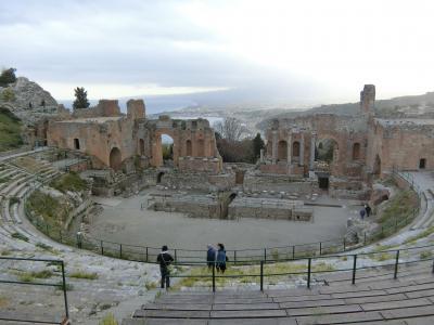 何とかセーフの南イタリア旅行③