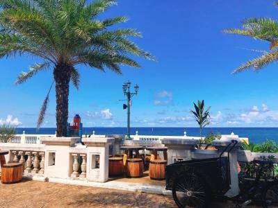 132円で沖縄へ。7泊8日シュノーケル三昧の旅~その1ラジェントホテル・水納島