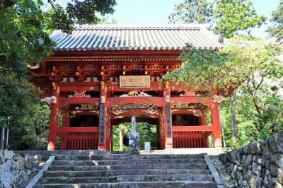 西国三十三所巡り:第二十八番成相寺