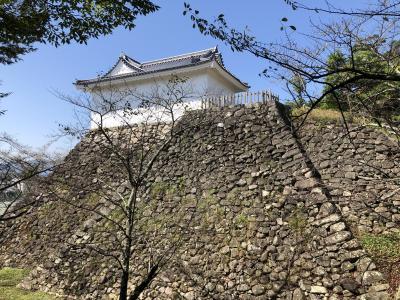 2021年09月 亀山城址と亀山宿