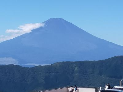 箱根、熱海、伊豆、下田と巡ってきました!