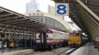 運休していたタイ国鉄の長距離路線が一部復活