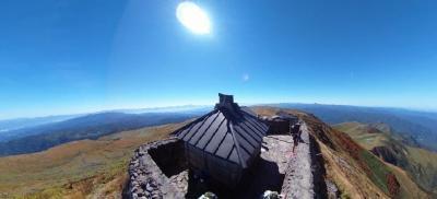 日本百名山<鳥海山ー月山>ベースキャンプ登山 Part2月山