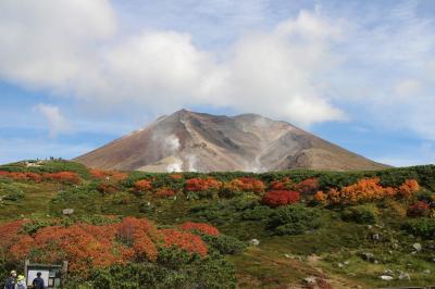2021.9 日本一早い大雪山の紅葉 旭岳(北海道東川町)