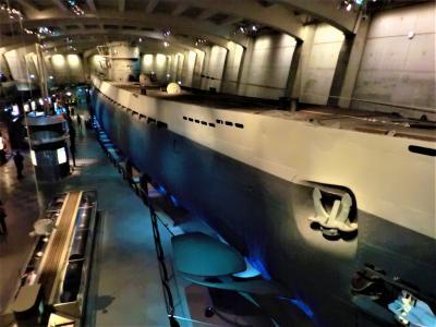 メトラに乗って シカゴ科学産業博物館訪問記