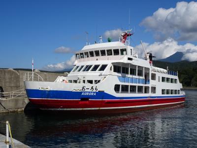 また来た道東(3) 知床岬クルーズ船に乗る (2021年9月)