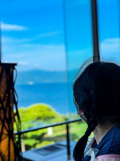 コロナに注意しながらの家族旅行第二弾 その5 洞爺湖へ