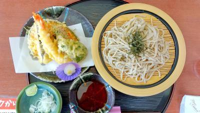 そばが食べたい。道の駅なら営業しているので茂木町に行ってきました。