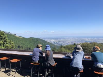 大山ー湘南の絶景を見に、阿夫利神社までー