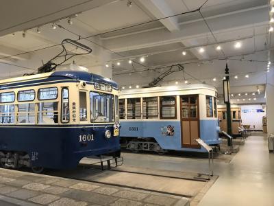 横浜市電博物館へ行ってきました。
