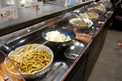 20210926-2 京都駅 京都駅の土井でおばんざいとか漬物とか食べ放題