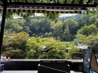 2021年9月伊豆マリオット修善寺に宿泊
