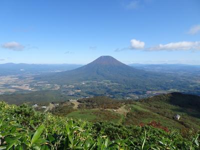 北海道の山旅♪ニセコアンヌプリ&余市岳