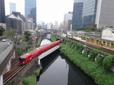緑いっぱいお茶の水で医療の現場を見守る【親子で東京往復記2021年9月編その1】
