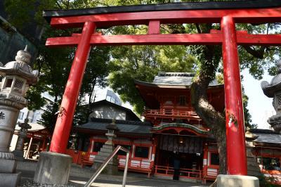 大須に春日神社があります。