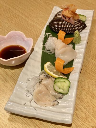 唐浜海水浴場でサンセットから薩摩川内の美味い寿司屋へ