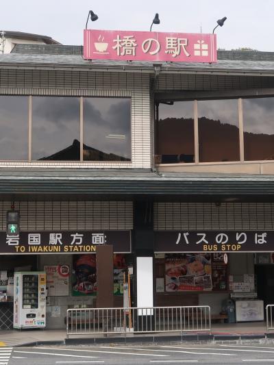 山口/岩国-1 広島バスセンター⇔錦帯橋/橋の駅 いわくにバス-高速56分 ☆乗客3人だけで
